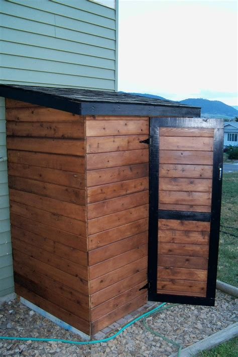 White Cedar Shed by White Cedar Shed Diy Projects