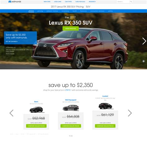 New Edmunds Used Car Reviews  Used Cars