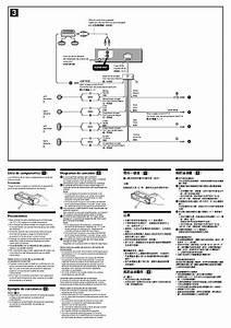 Sony Car Cd Player Wiring Diagram Awesome Sony Xplod 52wx4