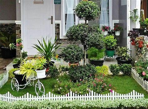 tips mempercantik taman depan rumah sebelum lebaran tiba