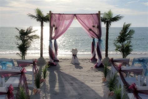 exotic florida beach weddings  suncoast weddingssuncoast