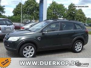2008 Chevrolet Captiva 2 0 Lt 4wd Exclusive Leather  Climate Control