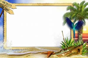 Beach Themed Picture Frames For Decoration BEST HOUSE