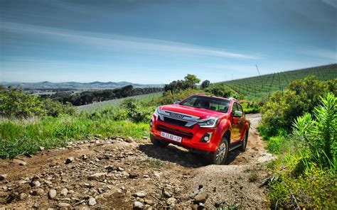 Isuzu D Max 4k Wallpapers by Wallpapers Isuzu D Max Lx 4k Offroad 2018 Cars