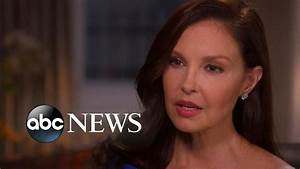 Ashley Judd: 'I had found my voice and I was coming right ...