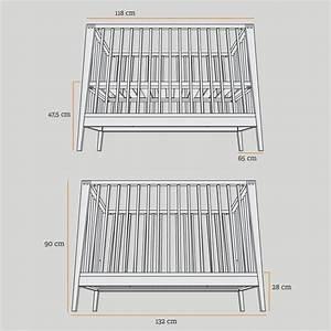 Babybett Holz Weiß : leander linea babybett aus holz in weiss online kaufen kidswoodlove ~ Whattoseeinmadrid.com Haus und Dekorationen