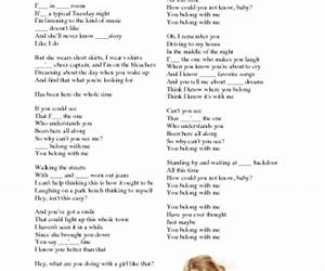Song Worksheet You Belong With Me By Taylor Swift