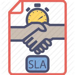 agreement contract deal document level service sla