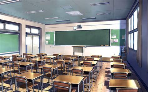 classroom digital art wallpapers hd desktop  mobile