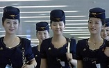 直擊北韓正妹空姐 裙子又短又緊|蘋果新聞網|蘋果日報