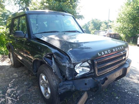 2001 Land Rover Discovery Quality Used Oem Replacement