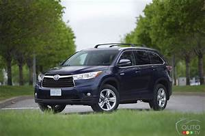 2014 Toyota Highlander Hybrid Review Editor U0026 39 S Review