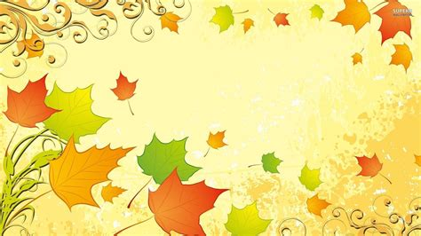 Autumn Tree Leaf Fall Animated Wallpaper - wallpapers autumn leaves wallpaper cave