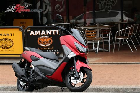 Nmax 2018 Second by Review 2018 Yamaha Nmax 155 Scooter Bike Review