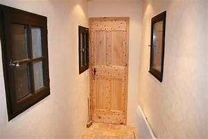 Porte Intérieure Sur Mesure : porte bois int rieure sur mesure paca gard vaucluse ~ Dailycaller-alerts.com Idées de Décoration