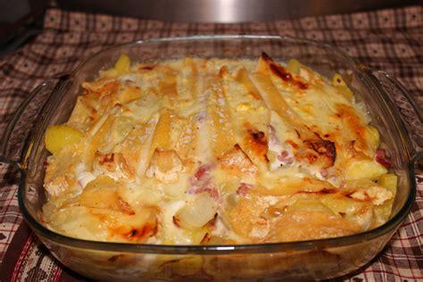 recette de cuisine avec pomme de terre tartiflette les caros de la cuisine