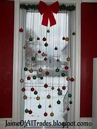 window decorating ideas Hometalk | DIY Christmas window decoration