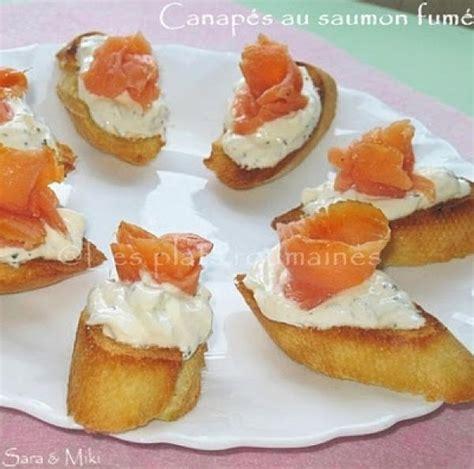 canapé au saumon fumé canape au saumon fume et mascarpone 28 images 60