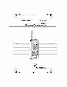 Pro-72 Manuals