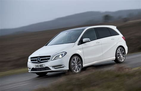 Mercedes To Launch A 7seater Bclass Sports Mpv