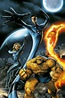 Fantastic Four...probably the first superhero team I ever ...