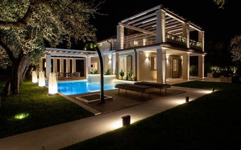 Naldi Illuminazione Villa A Vaiana Naldi Illuminazione