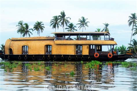 House Boat Jetty Alleppey by Pearlspot Tours 3 Bedroom Upperdeck Houseboat House Boats