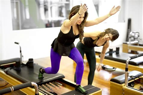 workout too pilates reformer