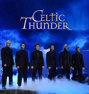 Celtic Thunder Symphony Tour Tickets in Bethlehem, PA ...