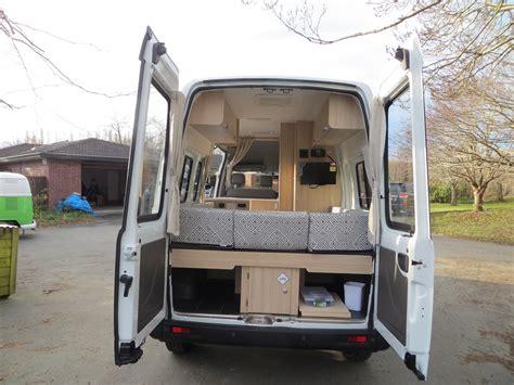 2/3 Berth St   Camper Van Hire New Zealand