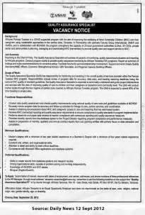 quality specialist resume quality assurance description for resume 2016 recentresumes
