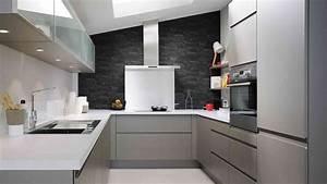 cuisine equipee design cuisine en image With plan de petite maison 12 cuisine lapeyre prix quelle cuisine lapeyre acheter