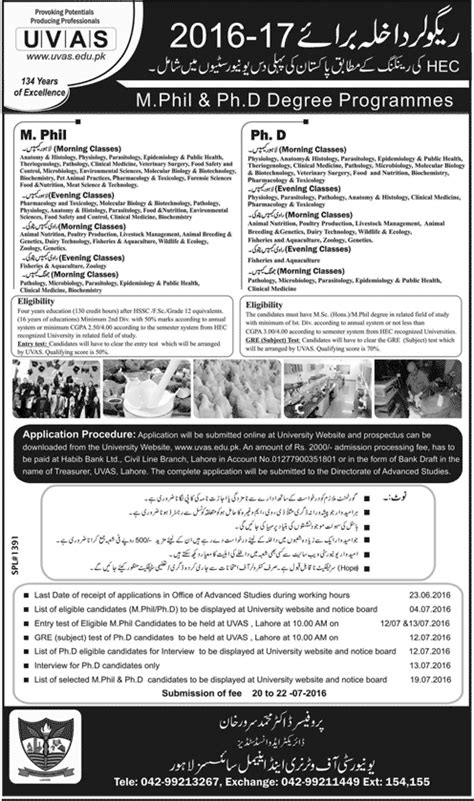 Aiou Ba Admission Form by Allama Iqbal Open University Aiou Ba B Ed Admission 2016