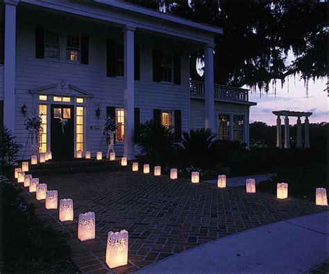 lanterne de sol en papier lanternes de mariage mariage original dt company
