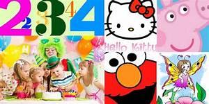 Kindergeburtstag 4 Jahre Ideen : super kindergeburtstag party ideen f r kinder von 2 bis 4 ~ Whattoseeinmadrid.com Haus und Dekorationen