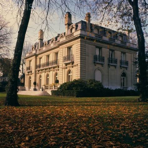 l hotel particulier du duc et de la duchesse de au bois de boulogne le de haute