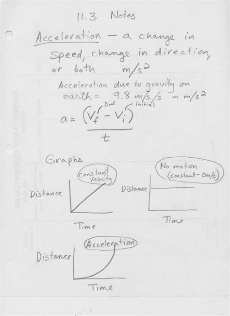 Calculating Force Worksheet 2 Unit
