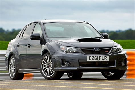 review subaru impreza wrx sti   honest john