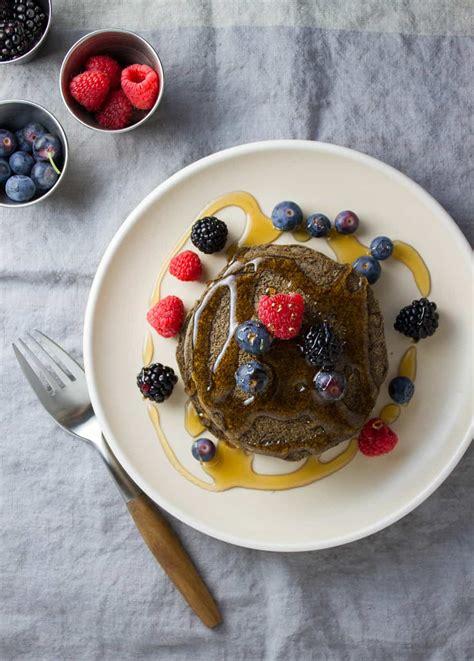 vegan buttermilk buckwheat pancakes  simple veganista