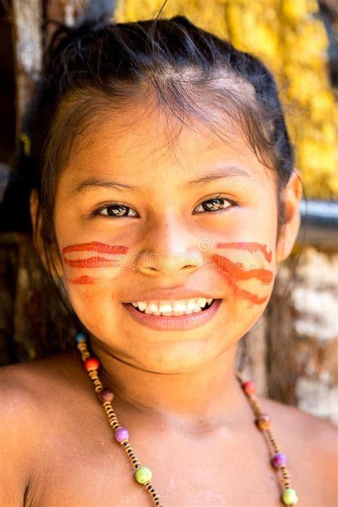 Indigenous Brazilian Women