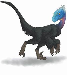Deinonychus by carnivaleart on DeviantArt