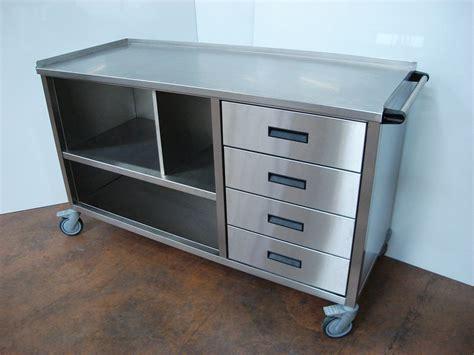 cuisine professionnelle mobile table inox cuisine