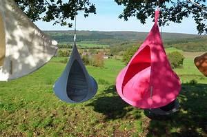 Fauteuil Suspendu Enfant : fauteuil suspendu bebo tente 120 cm pour enfant noir cacoon made in design ~ Melissatoandfro.com Idées de Décoration