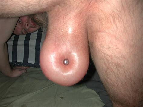 My Transscrotal Piercing Massage On Yuvutu Homemade