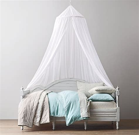 Bed Canopy by Sheer Cotton Bed Canopy