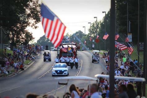 ameribration parade fireworks celebrates fourth july