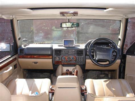 vintage range rover interior the range rover classic lse softdash