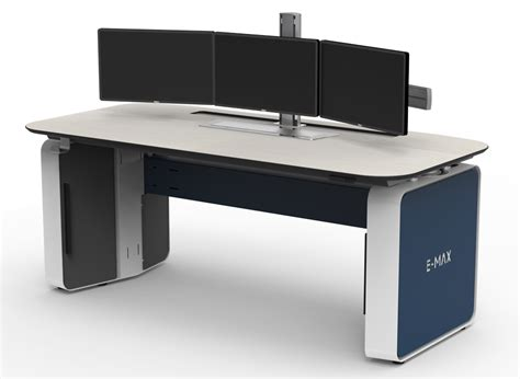 Sit Stand Consoles Pro Gaming Desk  Emax Control Room. Table Sets For Sale. Toddler Activity Table And Chairs. Collapsable Table. Desk Lamp Black. Desk Chair Deals. Shadow Box Coffee Table. Glass Top Pedestal Dining Table. Six Drawer Dresser With Mirror
