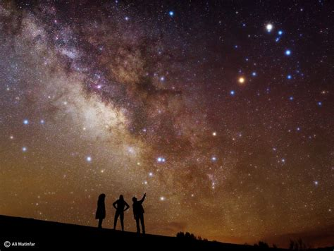 Our Galaxy Milky Way Sky Telescope