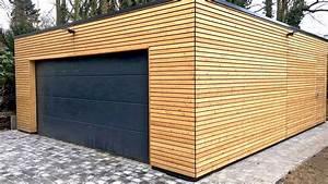 Garage Mit Holz Verkleiden : garage unsere projekte professionelle garagen tabel gmbh ~ Watch28wear.com Haus und Dekorationen
